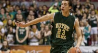 Notre Dame's Jarrod West (23) during a first round game at the Charleston Civic Center.