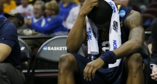 Devin Williams and West Virginia suffered a frustrating end to their season, losing 78-39 to Kentucky in the Sweet 16.