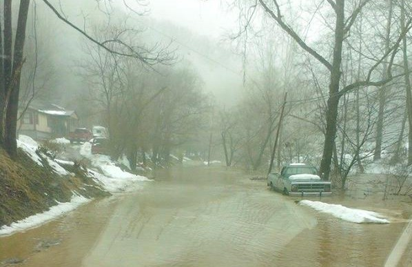 Wv Metronews Photo Gallery Flooding Reported Across