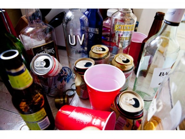 how to drink moderately at party
