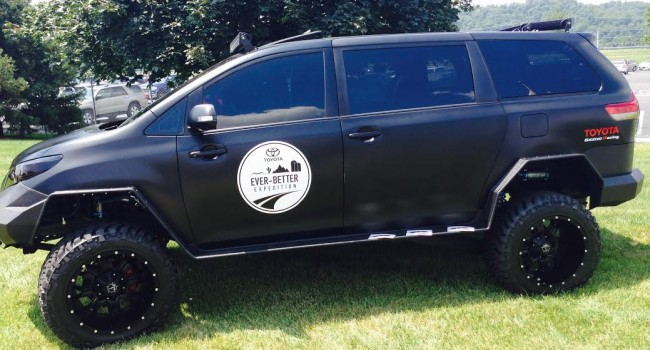 Wv Metronews Toyota Cross Country Tour Stops In Putnam