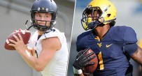 After two trips to quarterback Skyler Howard's home in Texas, receiver Shelton Gibson projects a big future for West Virginia's offense.
