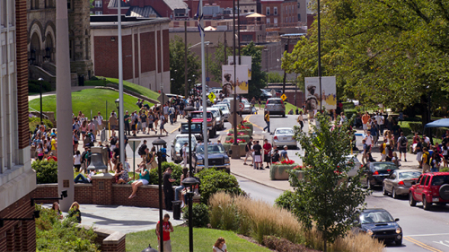 Wv Metronews Wvus Move In Day Includes Road Closures Parking