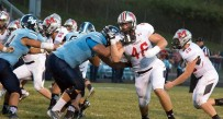 Cabell Midland defeated Spring Valley 41-6 in the opening week of the high school football season.