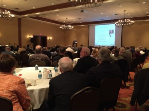 Industry leaders gathered at Stonewall Resort Tuesday for the Governor's Energy Summit