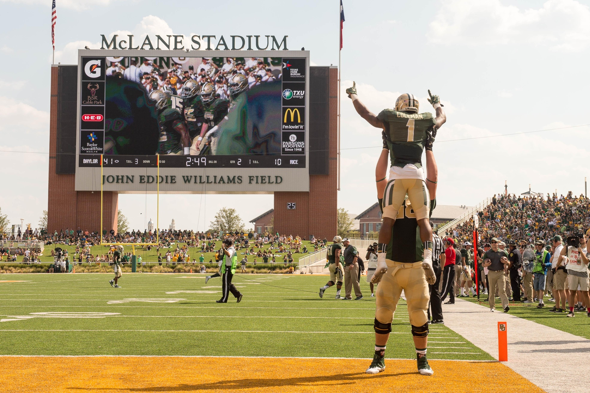 Wvmetronews Pump The Brakes On Labeling Baylor College