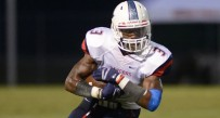 Northwest Mississippi Community College running back Justin Crawford ran for 1,610 yards and 16 touchdowns last season.
