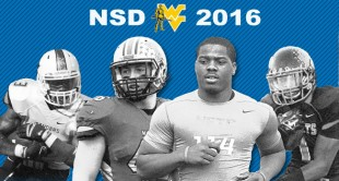 2016 signing day lead