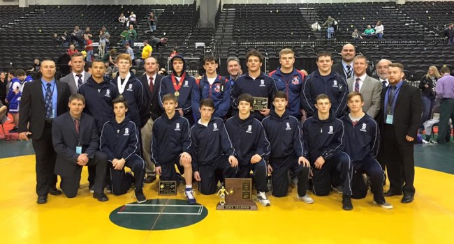 WV MetroNews – Parkersburg South, Independence win wrestling titles