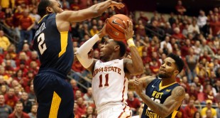 Jevon Carter and Tarik Phillip return to lead Wet Virginia's defense next season, so expect a gritty game when Texas A&M visits Jan. 28.
