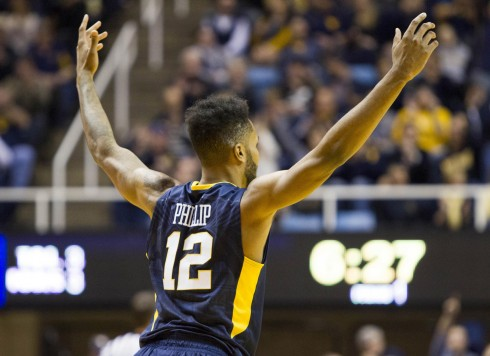 WVU basketball gets much needed win