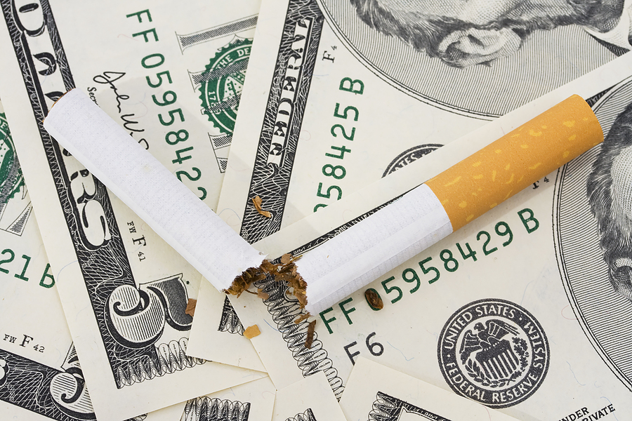 cigarettes taxes Proposal: increase iowa's cigarette tax by $150 a pack  and the american  cancer society, would increase the current tax by $150, according.