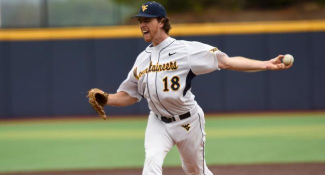 West Virginia capped off the series win against Baylor with a 5-1 win in the second game of Saturday's doubleheader at Monongalia County Ballpark.