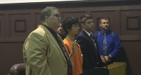 Arriaga entered a plea of not-guilty to murder charges. Bond was denied and a preliminary hearing set for June 3