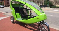 Charleston is introducing an alternate transportation means called Autopods to the city.