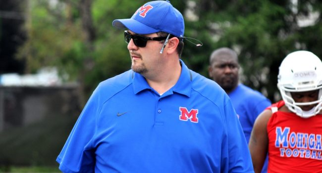 Matt Lacy has been with the MHS program for the last 17 seasons, working his way up the coaching ranks.