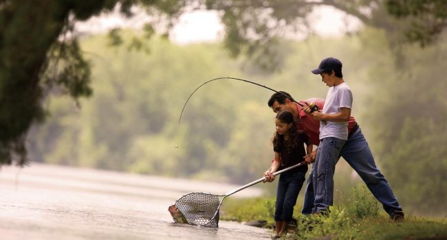 Wv metronews free fishing weekend in w va for Where can i get a fishing license near me