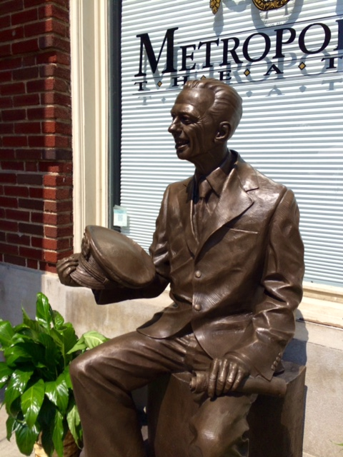 Wv metronews don knotts statue unveiled in morgantown for University motors morgantown west virginia