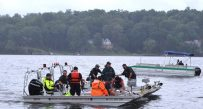 Rescue crews on the Tennessee River located the body of Jerry Greer, 19, who was headed for Marshall to play football this fall