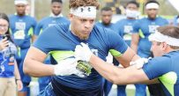 Marcus Coleman, a 6-foot-5, 290-pound defensive lineman from Baltimore, decommitted from West Virginia on Friday.