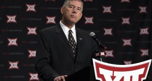 "Big 12 commissioner Bob Bowlsby will ""actively evaluate"" potential new members following a league vote of presidents and chancellors."
