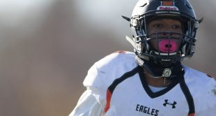 South Charleston defensive back Derrek Pitts has been one of the most sought after players in the state's upcoming recruiting class.