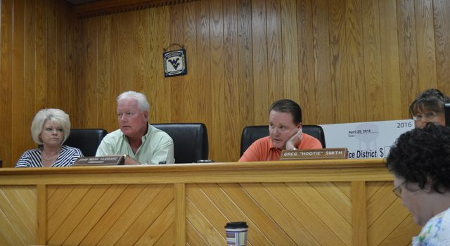 Mingo County commissioners say budget cuts are a real possibility.