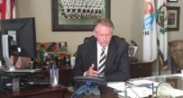 Huntington Mayor Steve Williams was part of the White House conference call Tuesday afternoon.
