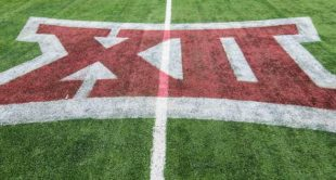 The Big 12, while adding a football championship game, will continue its round-robin schedule without breaking into divisions next season.