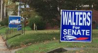 State Sen. Chris Walters is one of the incumbents being targeted by West Virginia Family Values, which supports his opponent, Glenn Jeffries.