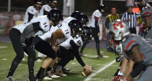 Cabell Midland improved to 5-4 with a 56-14 win over St. Albans in Week 9 of the high school football season.