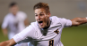 Felix Angerer scored the game-winner as West Virginia won 1-0 at Penn on Tuesday night.