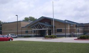 This is the Tiger Morton Juvenile Center in Kanawha County.