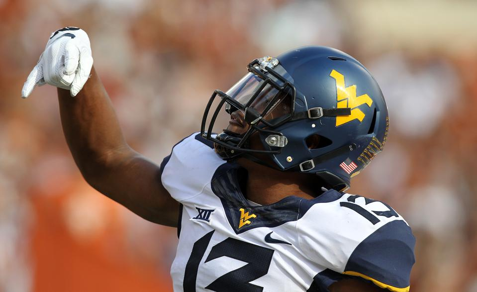 Contract details for Rasul Douglas, Shelton Gibson, and WVU's undrafted free agents