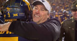 Holgorsen senior day Baylor