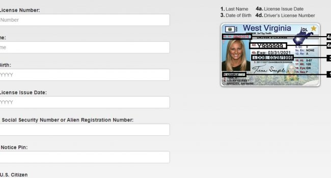 wv metronews – state dmv now offering driver's license renewals online
