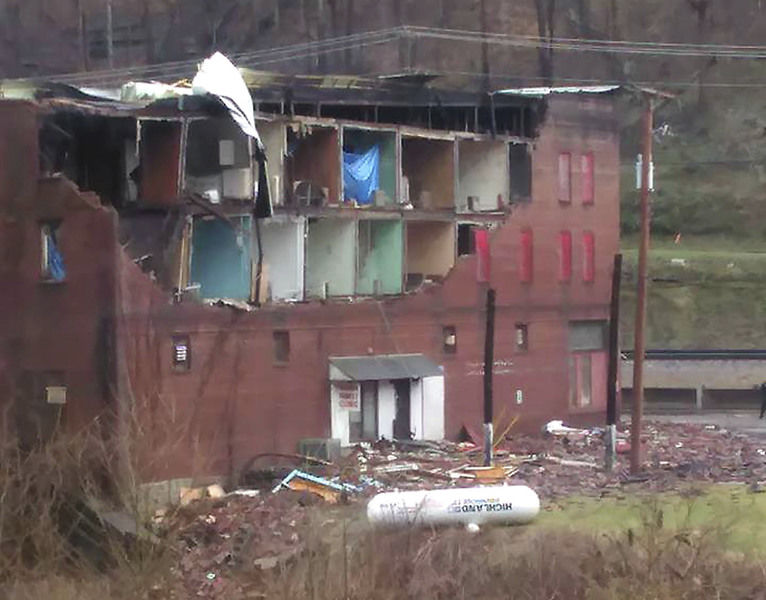 Wv Metronews Nws Confirms Microburst In Mcdowell County