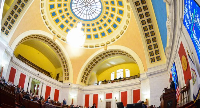 West Virginia Senate backs budget with spending cuts