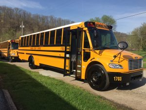 Kanawha County School Officials Weigh Pros And Cons Of Seat Belts On Buses Wv Metronews