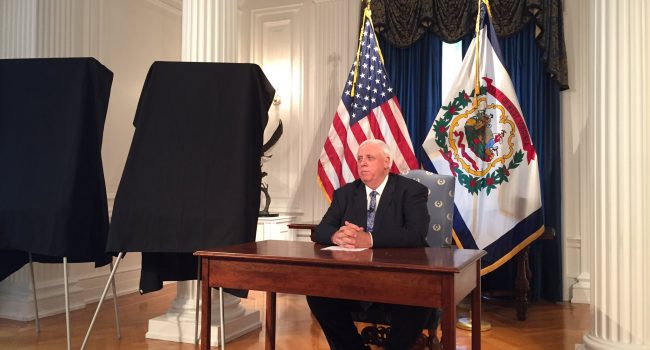 Gov. Justice won't sign budget amid tax impasse