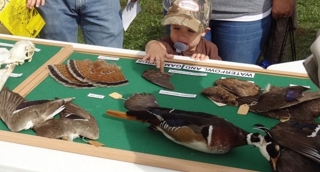 Ruud and Minnesota's Sportsmen's Caucus celebrate National Hunting and Fishing Day