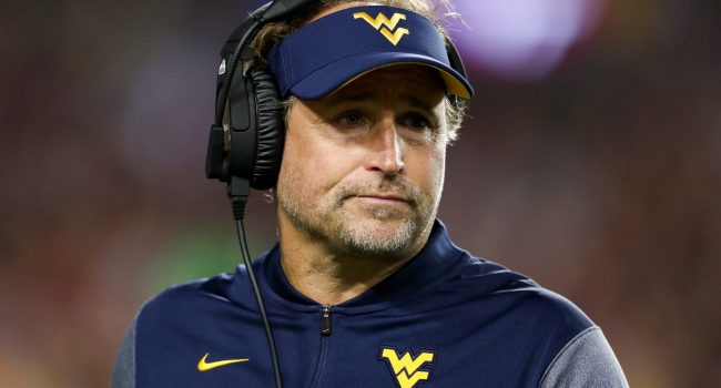 Houston hires coach Dana Holgorsen away from West Virginia