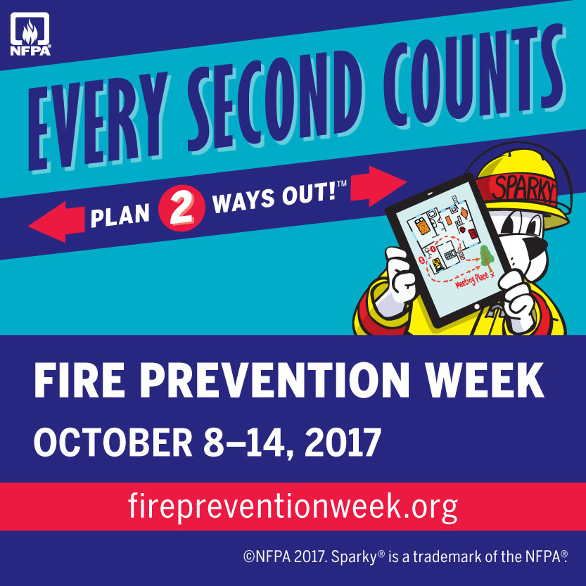 WV MetroNews u2013 Fire Prevention Week a time for planning
