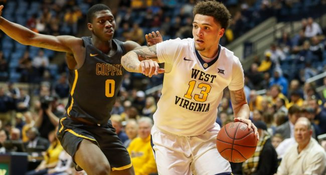 No. 9 West Virginia women beat Morehead State 66-56