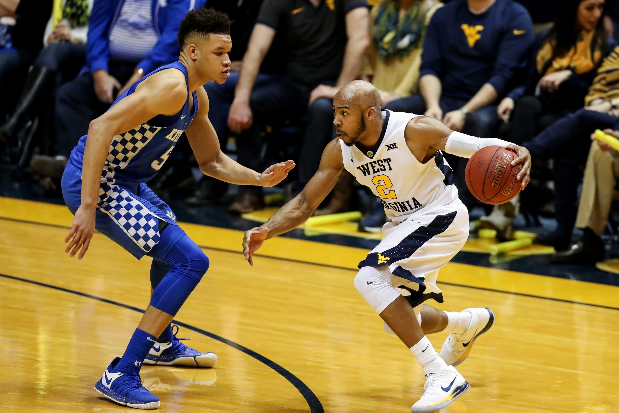 437eb5e1f4f WV MetroNews Scout: 'Bulldog' Jevon Carter could play in NBA a long ...