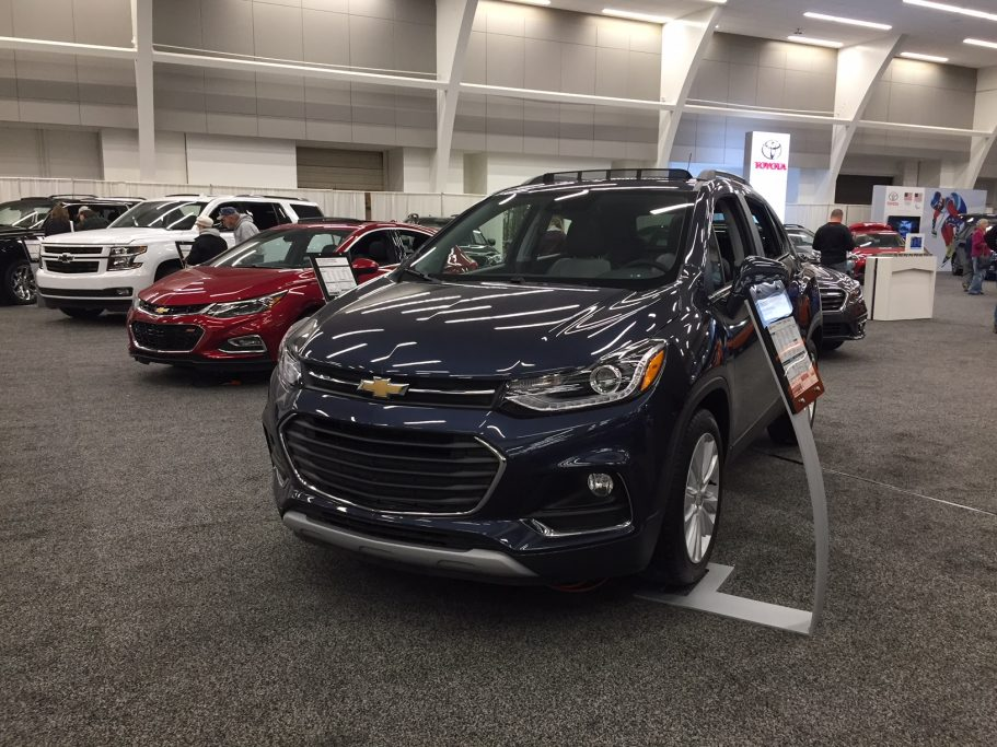 Ford Dealers In Wv >> WV MetroNews 2018 WV International Auto Show kicks off in ...