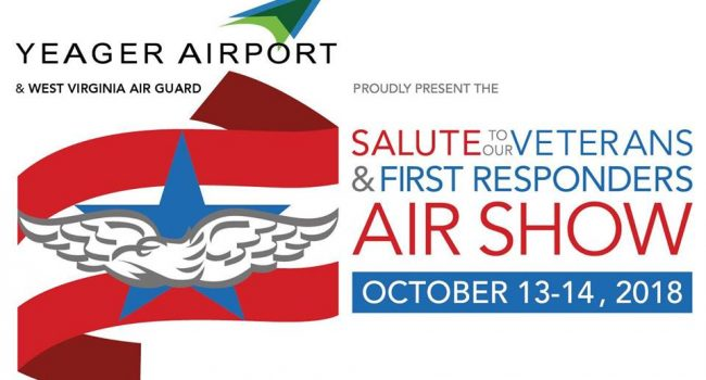 Wv metronews yeager airport wv air guard to host for Another word for air