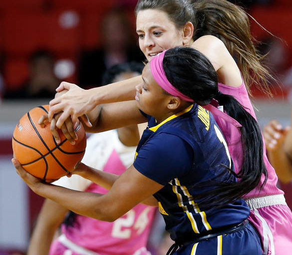WV MetroNews Sooners pour it on WVU women in 2nd half - WV ...