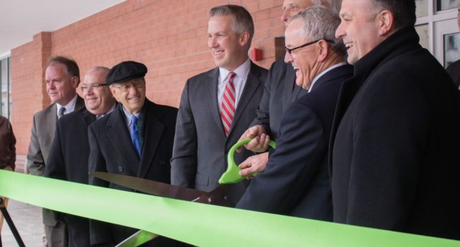Wv Metronews The Health Plan Returns To Wv Opens New Building In