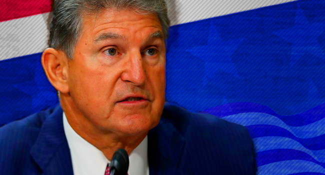 WVMetroNews - West Virginia Poll: Voters say Manchin should